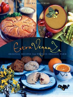 cover image of ExtraVeganZa