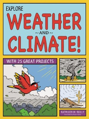 cover image of Explore Weather and Climate!
