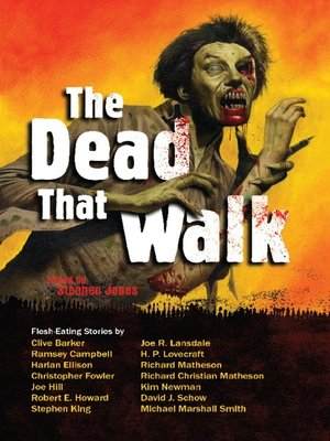cover image of The Dead That Walk