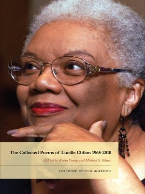 cover image of The Collected Poems of Lucille Clifton 1965-2010