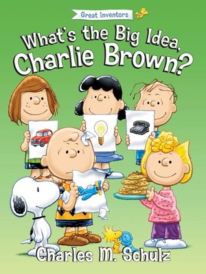 cover image of What's the Big Idea, Charlie Brown?