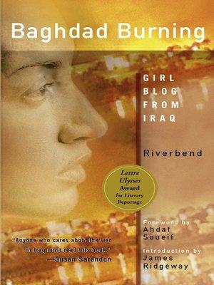 cover image of Baghdad Burning I