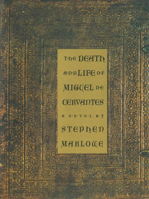 cover image of The Death and Life of Miguel De Cervantes