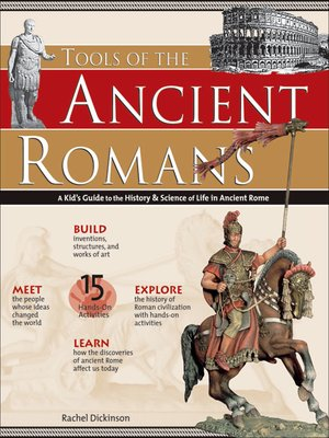 cover image of TOOLS OF THE ANCIENT ROMANS