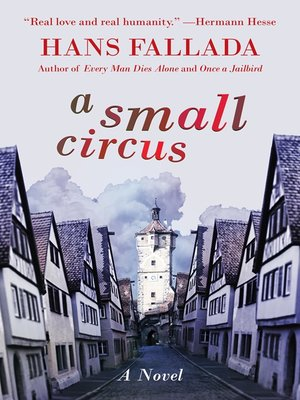 cover image of A Small Circus