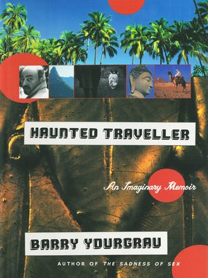 cover image of Haunted Traveller