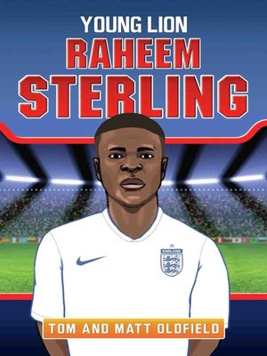 cover image of Raheem Sterling--Young Lion
