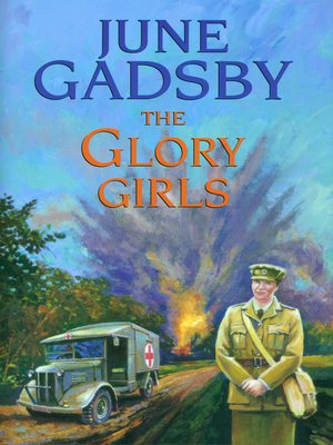 cover image of The Glory Girls