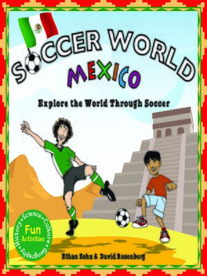 cover image of Soccer World Mexico