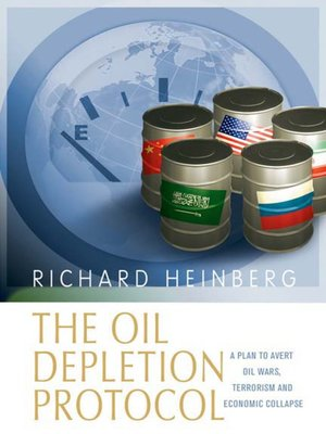 cover image of The Oil Depletion Protocol