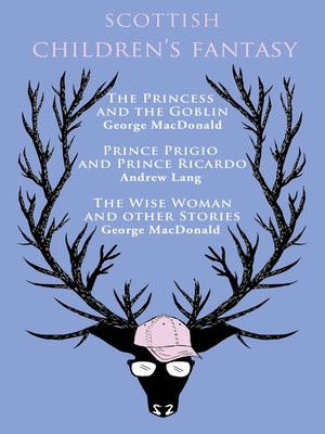 cover image of Scottish Children's Fantasy