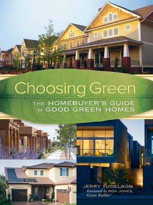 cover image of Choosing Green