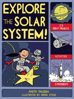cover image of Explore the Solar System!