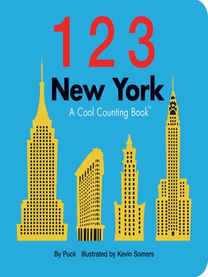 cover image of 123 New York