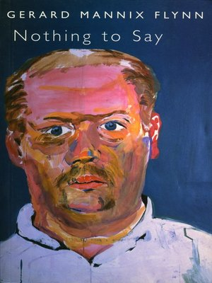 cover image of Nothing to Say