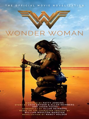 wonder woman the official movie novelization epub