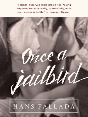 cover image of Once a Jailbird
