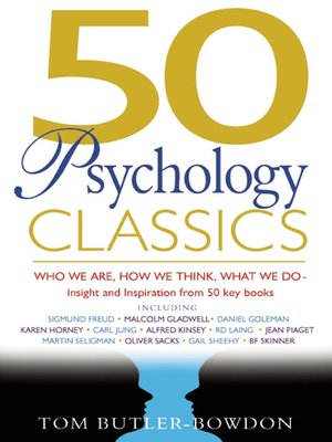 cover image of 50 Psychology Classics