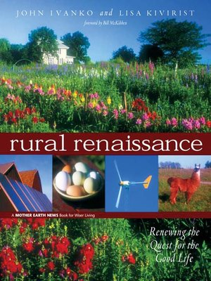 cover image of Rural Renaissance