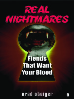 cover image of Real Nightmares (Book 5)