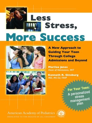 cover image of Less Stress, More Success
