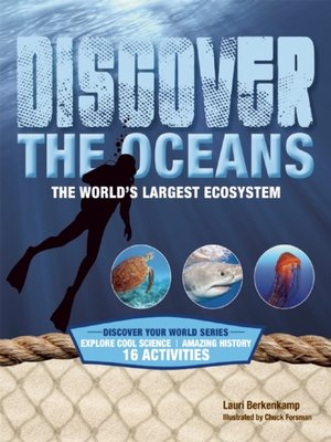 cover image of Discover the Oceans