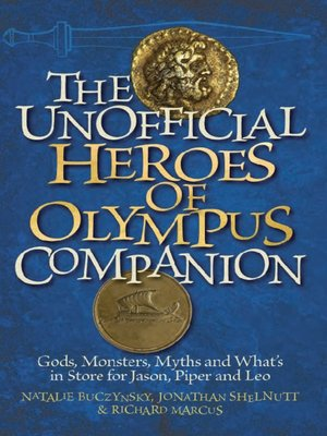 cover image of The Unofficial Heroes of Olympus Companion