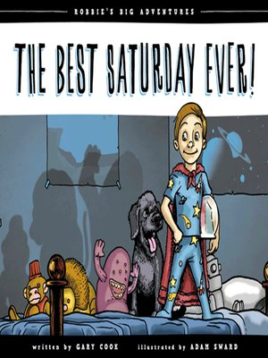 cover image of The Best Saturday Ever!