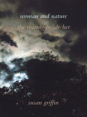 cover image of Woman and Nature