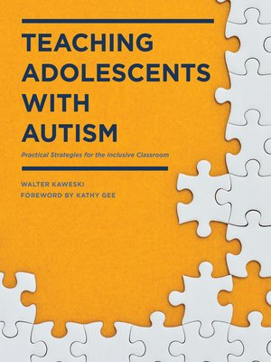 cover image of Teaching Adolescents with Autism