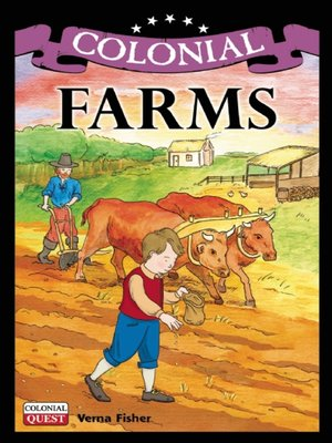 cover image of Colonial Farms