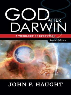 cover image of God After Darwin