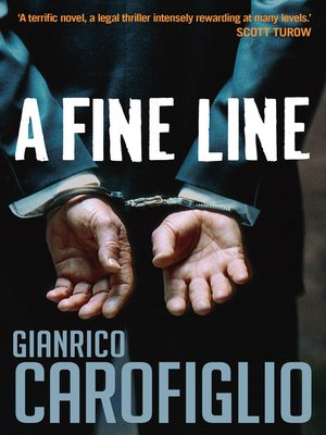 cover image of A Fine Line