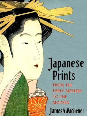 cover image of Japanese Prints  Michener