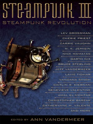 cover image of Steampunk III
