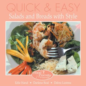cover image of Quick and Easy Salads and Breads with Style