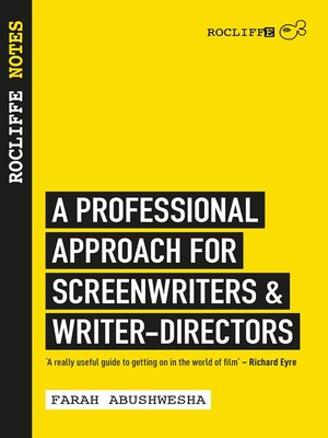 cover image of Rocliffe Notes for Screenwriters