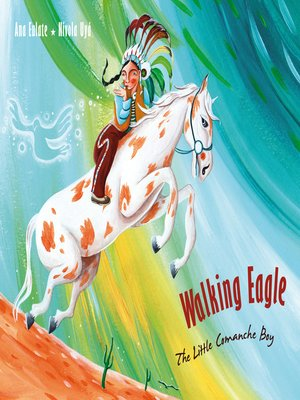 cover image of Walking Eagle