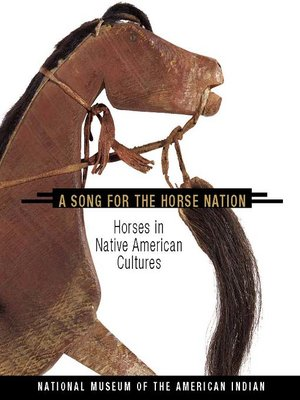 cover image of Song for the Horse Nation