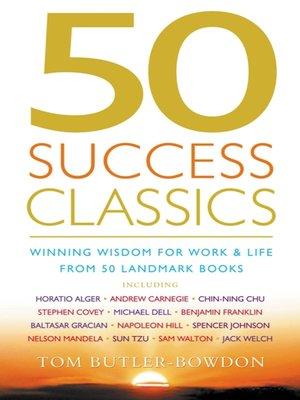 cover image of 50 Success Classics