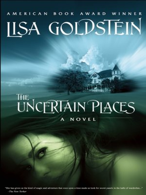 cover image of The Uncertain Places