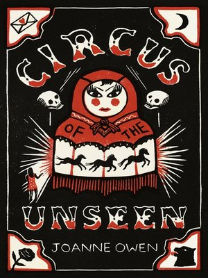 cover image of Circus of the Unseen