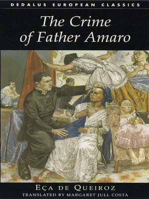 cover image of The Crime of Father Amaro