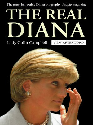 cover image of The Real Diana