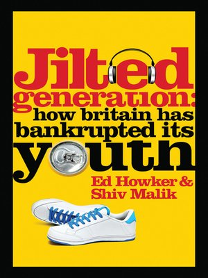 cover image of Jilted Generation
