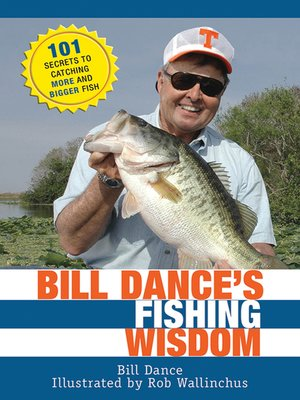cover image of Bill Dance's Fishing Wisdom