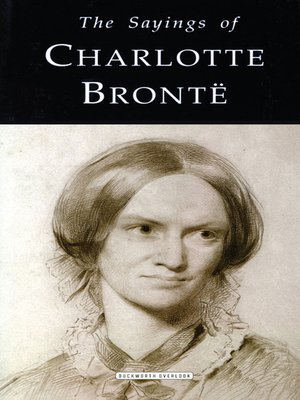 cover image of The Sayings of Charlotte Bronte