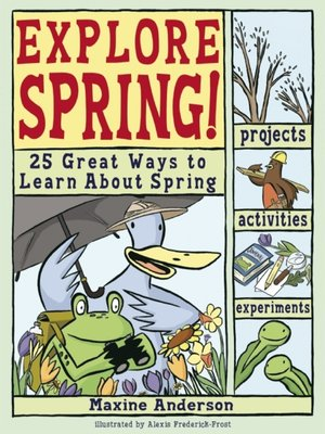 cover image of Explore Spring!