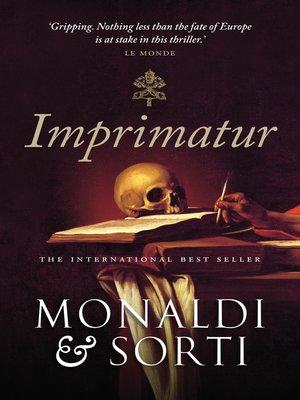 cover image of Imprimatur