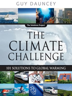 cover image of The Climate Challenge
